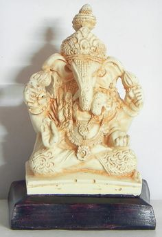 Lord Ganesha (Stone Dust))
