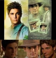 Logan Bartholomew -His character in Love Comes Softly, LOVE Willie!