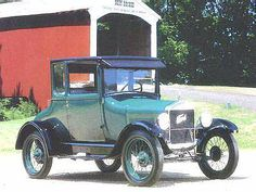 1926 Ford Model T 5 Window Coupe...Brought to you by  #HouseofInsurance #EugeneOregon