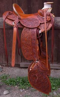 OWS Custom Saddles | Vaquero Saddles | Old Time Saddles