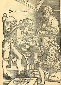 Artist: Hans Wechtlin, Title: Feldbuch der Wundartzney, Page: 178, Date: 1528