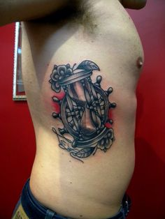Old school tattoo Follow me on Instagram ; @jonatattoo Fb. @jona tattoo art Email jonatattoo@email.it