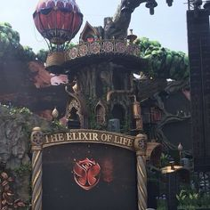 The Elixir of life! Tomorrowland 2016