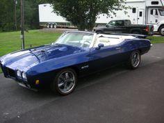1970 Pontiac GTO - YouTube