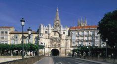 Arc Santa María. Burgos