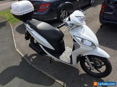 Honda Vision 50 cc scooter  #honda #honda #forsale #unitedkingdom