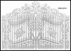 Iron Gate Design - SWG2010