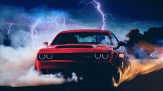 Dodge Challenger SRT Demon Production Has Officially Begun