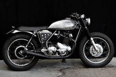 No finer bike anywhere, for my money.  MONKEE #25 - Norton Commando