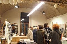 finissage con tour: studio dell'artista Claudio Carli
