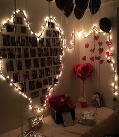 Birthday Surprise Ideas Romantic Anniversaries 23 Ideas For 2019 Romantic Bedroom Decor, Romantic Room, Bedroom Ideas, Romantic Ideas, Birthday Presents, Birthday Cards, Birthday Surprise Boyfriend, Birthday Surprise Ideas, Birthday Surprises