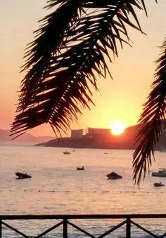 #atardecer #sunset #mera #galicia #españa #paz