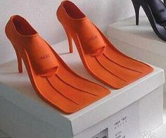 would you go swimming in these?