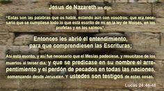 """Hablando acerca de Jesus Cristo.: 21 Abril 2017: """"Recordando la Pasion de Jesus de N..."""