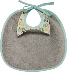 Nanana French Collared Bib | Smitten for the Wee Generation