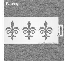 B-029 Dekorační bordura