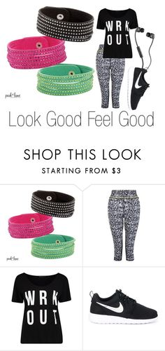"""""""My Park Lane Style"""" by parklanejewelry on Polyvore featuring New Look, NIKE and Skullcandy"""