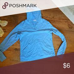 Athletic sweatshirt Hooded athletic sweatshirt with front pockets. Ativa Tops Sweatshirts & Hoodies