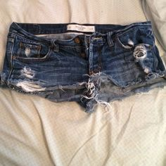 Abercrombie & Fitch shorts Abercrombie & Fitch jean shorts Abercrombie & Fitch Jeans