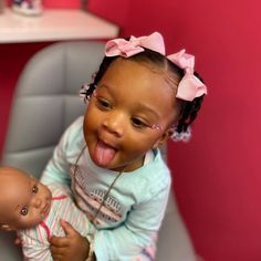 Beautiful Black Babies, Beautiful Children, Reborn Dolls, Baby Girl Fashion, Baby Fever, Future Baby, Cute Kids, Girl Outfits, Photo And Video