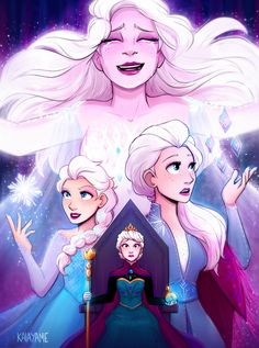 Image about frozen in ⚡️ Anime / Cartoon / Game ⚡️ by Demicastor Punk Disney Princesses, Disney Princess Drawings, Disney Princess Art, Disney Princess Pictures, Disney Fan Art, Disney Drawings, Frozen Disney, Disney Movies, Disney Pixar