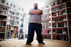 Meet Pat Loika, The Comic Book Industry's Greatest Sidekick