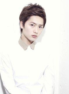 モテる男のビジネスショート 【DECO】 http://beautynavi.woman.excite.co.jp/salon/25557?pint ≪ #menshair #menshairstyle・メンズ・ヘアスタイル・髪形・髪型≫