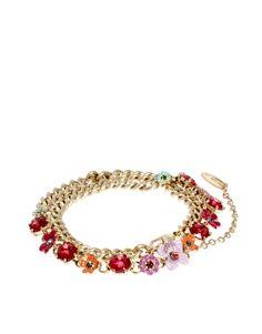 Les Nereides Delicate Floral Bracelet