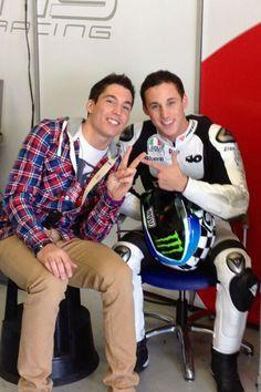 Aleix & Pol Espargaró, Jerez 2012.