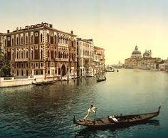 Resultado de imagen para gran canal de venecia