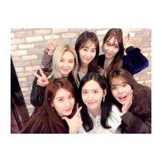 170112 SNSD Hyoyeon&Seohyun Instagram update in '공조' Korean Film Premiere SNSD Yoona Sunny Seohyun Hyoyeon Tiffany Yuri