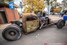 Rat Rod Turbo