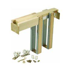 L.E. JOHNSON PRODUCTS 153068PF Pocket Door Frame L.E. JOHNSON PRODUCTS http://www.amazon.com/dp/B0002BEPEO/ref=cm_sw_r_pi_dp_nK8hwb1QZ8NND