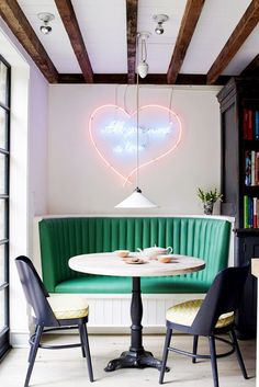 All you need is a neon sign