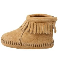 Minnetonka Bootie for my future daughter...too cute.