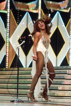 Tina Turner in Bob Mackie - Go Tina!!