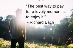 What moments are you going to cherish forever?
