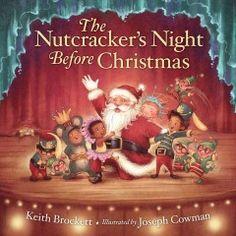 The nutcracker's Night before Christmas - Peabody South Branch