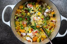 Lobster Succotash Recipe - NYT Cooking