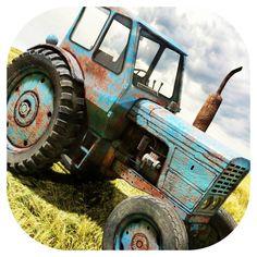 #NEW #iOS #APP Tractor Farm Transporter 3D Game - Narendra A
