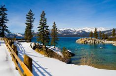 5 Reasons to Go to Lake Tahoe this Winter | Fodor's