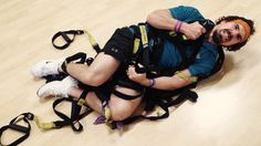 TRX is one of the best, functional workouts you can get in the gym. But these 12 mistakes can hold you back from getting the benefits of TRX Training.The 12 Biggest TRX Suspension Training Mistakes Trx Suspension, Suspension Trainer, Functional Workouts, Trx Training, Get Skinny, Anytime Fitness, I Work Out, Thing 1 Thing 2, Build Muscle