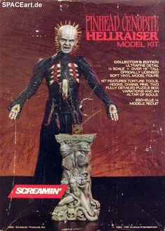 Hellraiser: Pinhead Cenobite - with Altar of Souls, Model kit (Picture 1)