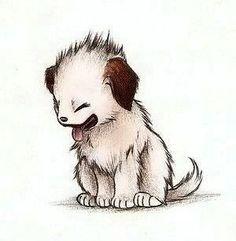 Akamaru | Kiba Inuzuka puppy | from Naruto