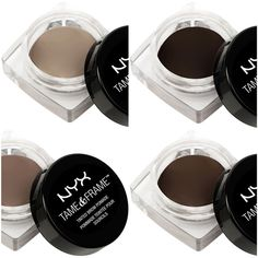 NYX Spring 2015 Now Available at Ulta – Musings of a Muse Beauty Bar, Beauty Makeup, Hair Makeup, Mac Eyeshadow Dupes, Eyebrow Game, Beauty And The Beat, Brow Pomade, Best Makeup Products, Beauty