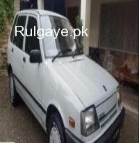 Neat & clean car family used car brand new tyres and battery installed lahore reg life time token paid urgent sale no exchange offer plz