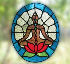 Hey, I found this really awesome Etsy listing at https://www.etsy.com/listing/473185247/stained-glass-buddha-sacred-suncatcher