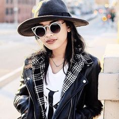 Our no weekends babe in the silver KAYA sunnies