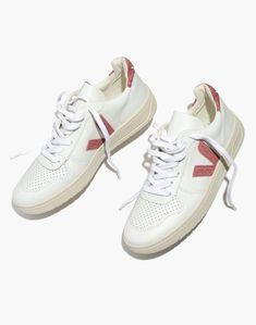 1d837e81584 Madewell x Veja™ V-10 Sneakers in Pink Glitter Roze Glitter, Madewell