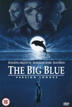 The Big Blue (1988) #movie #poster #Besson